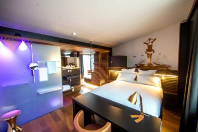Suite de l'hôtel OFF Paris Seine