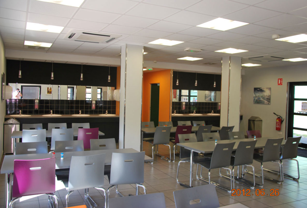 Salle restaurant modulaire
