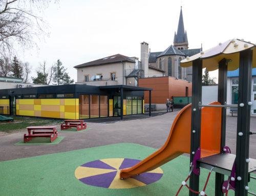 École modulaire de Marly